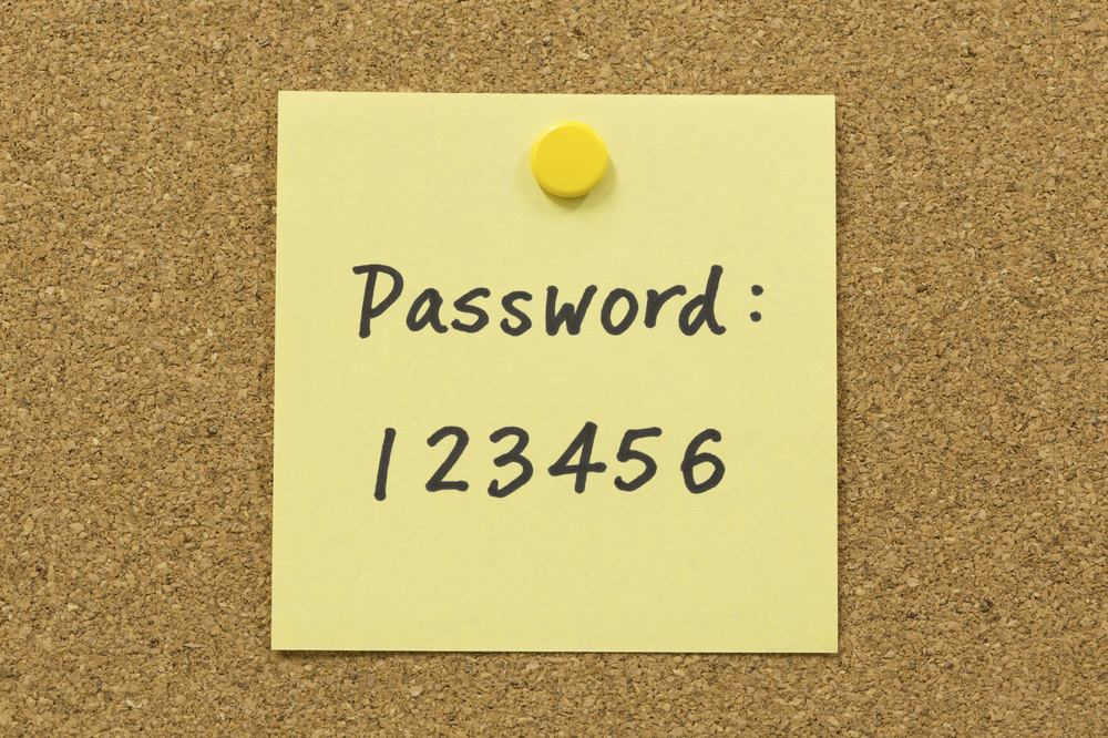 Article: Bad Passwords-Scam Alert