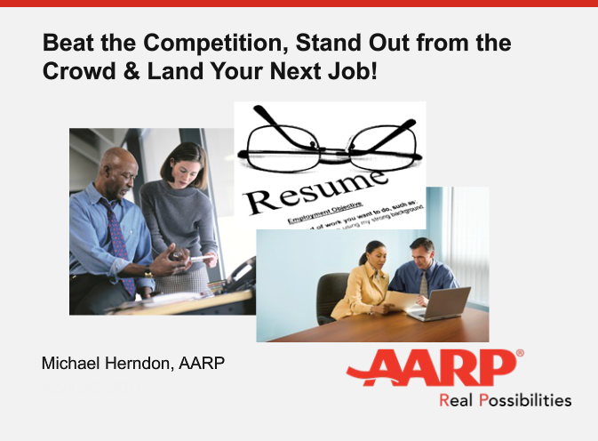 Beat the Competition, Stand Out from the Crowd & Land Your Next Job!When it comes to landing a job, you can't just be a little better than the competition, you have to stand out from the crowd!   -