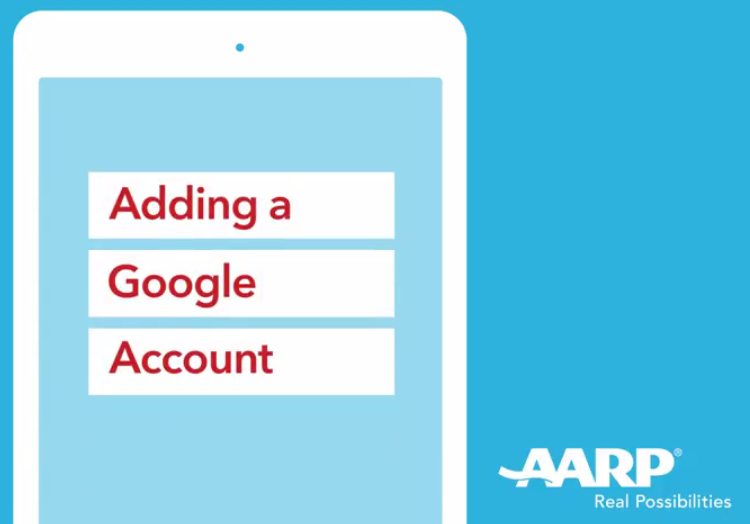 Adding a Google Account: Android