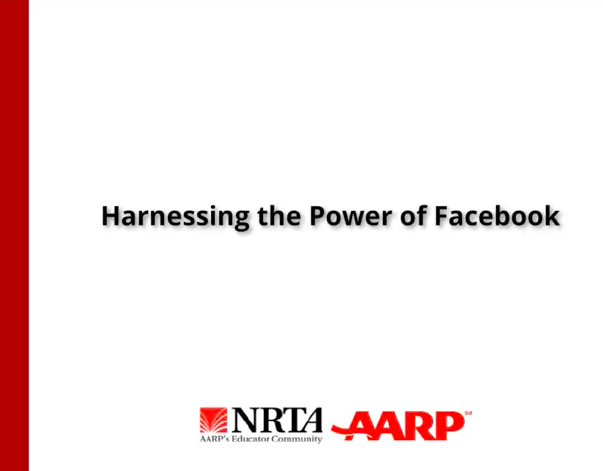 Harnessing the Power of Facebook