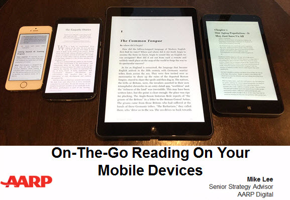 Webinar: On-The-Go Reading On Your Mobile Device