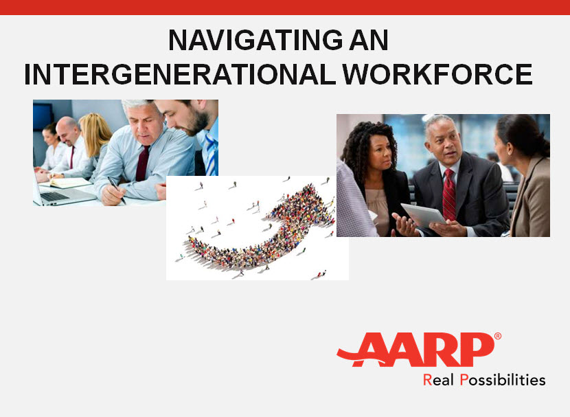 Navigating the Intergenerational WorkforceHear from representatives of leading industries as they discuss how today's four generations in the workplace can teach and learn from each other. -