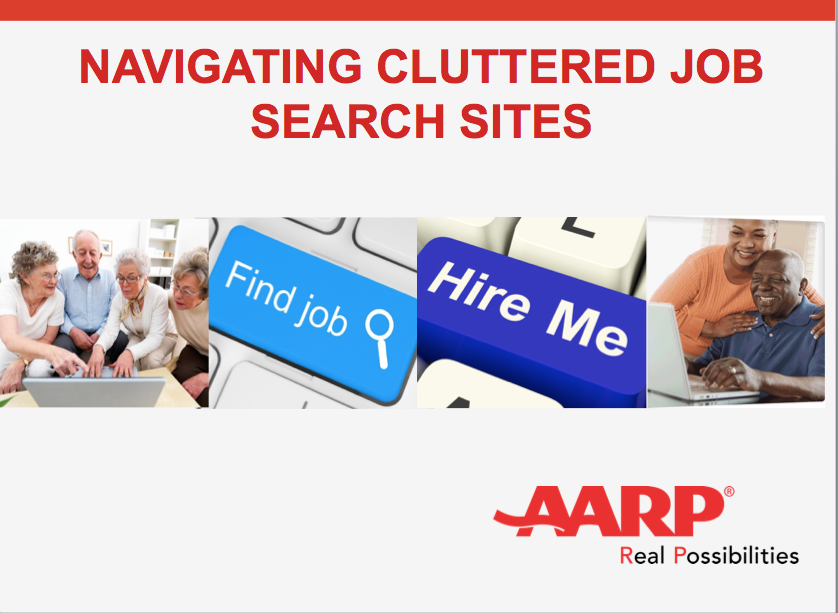 Navigating Cluttered Job Search SitesLooking for a job but feeling overwhelmed by the countless online resources? Get tips and advice from job expert Kerry Hannon on how to navigate cluttered job search sites.   -