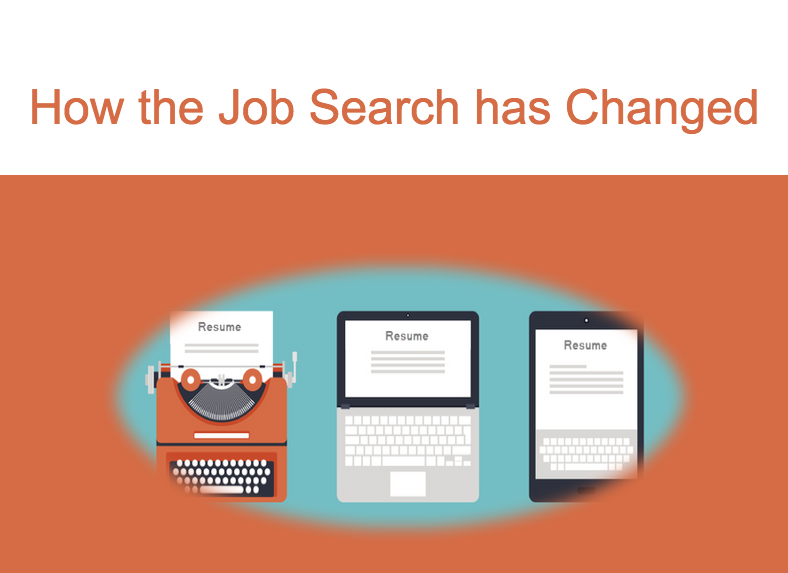 How the Job Search has Changed