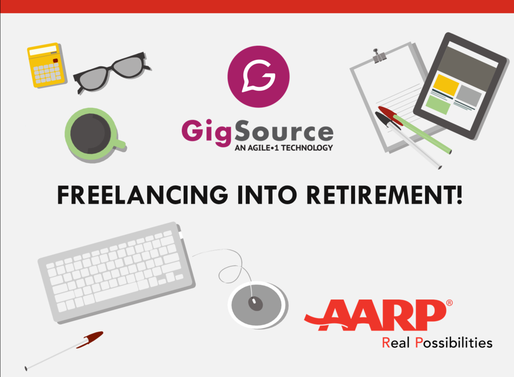 Freelancing Into RetirementThis webinar discusses how to join the freelancer world and take advantage of a myriad of online work opportunities. -