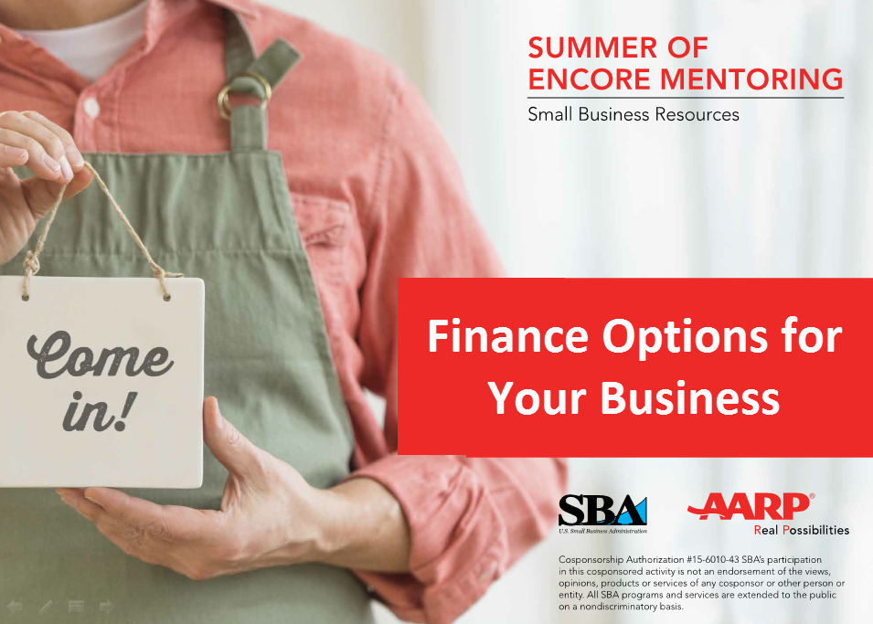 Finance Options for Your Business