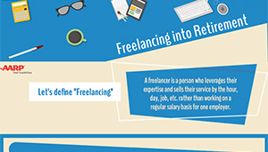 Freelance Into Retirement