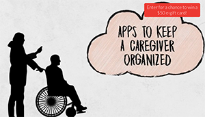 Apps to Keep a Caregiver Organized