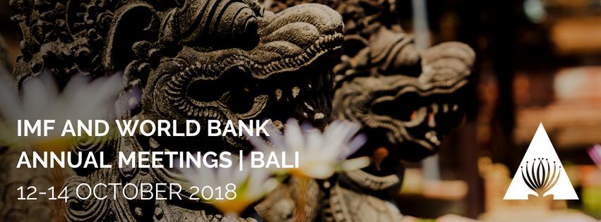 IMF / World Bank 2018