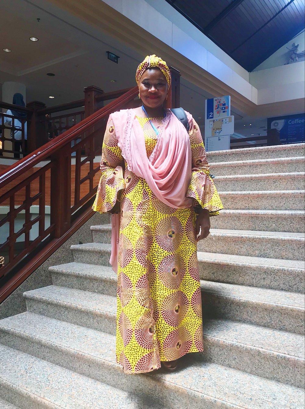 Anon, Nigeria - Handmade by the wearer