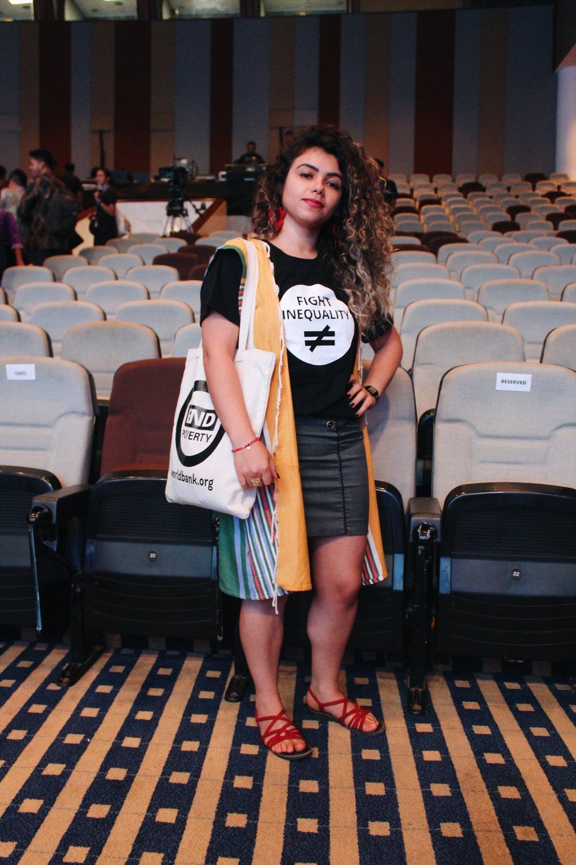 Aya Chebbi, Tunisia