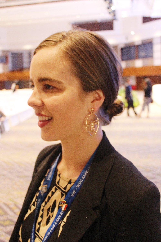 Anna Daly, Global Voices Australia