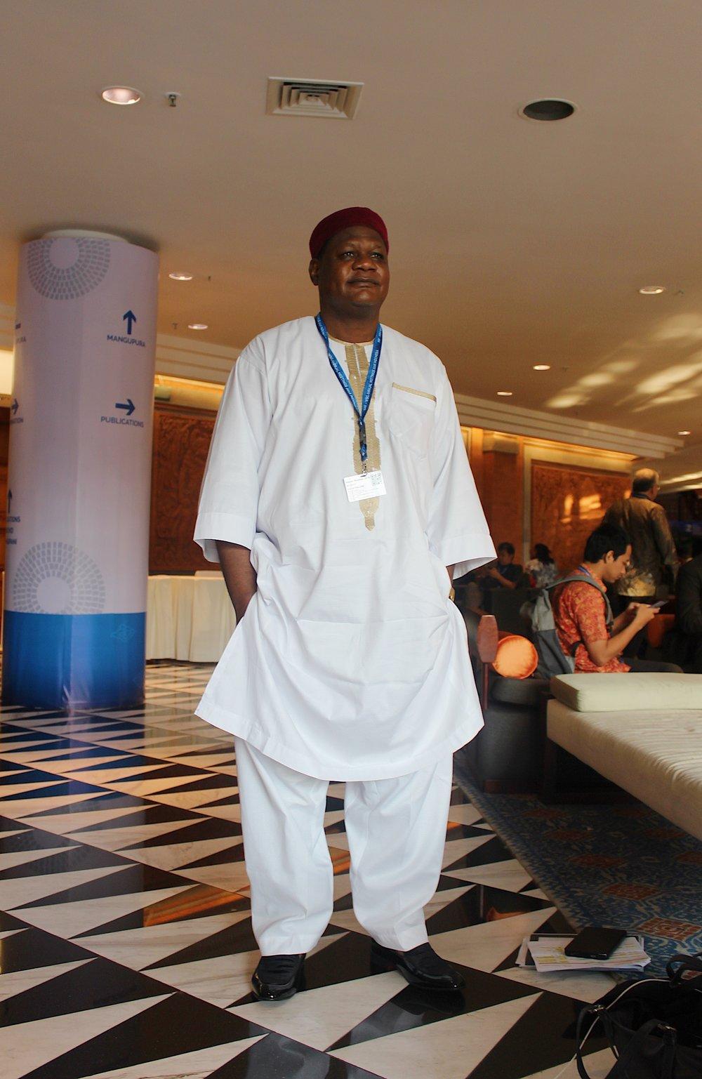 Hassan Timon Dodo, Head of Press and PR (Ministry of Finance), Nigeria
