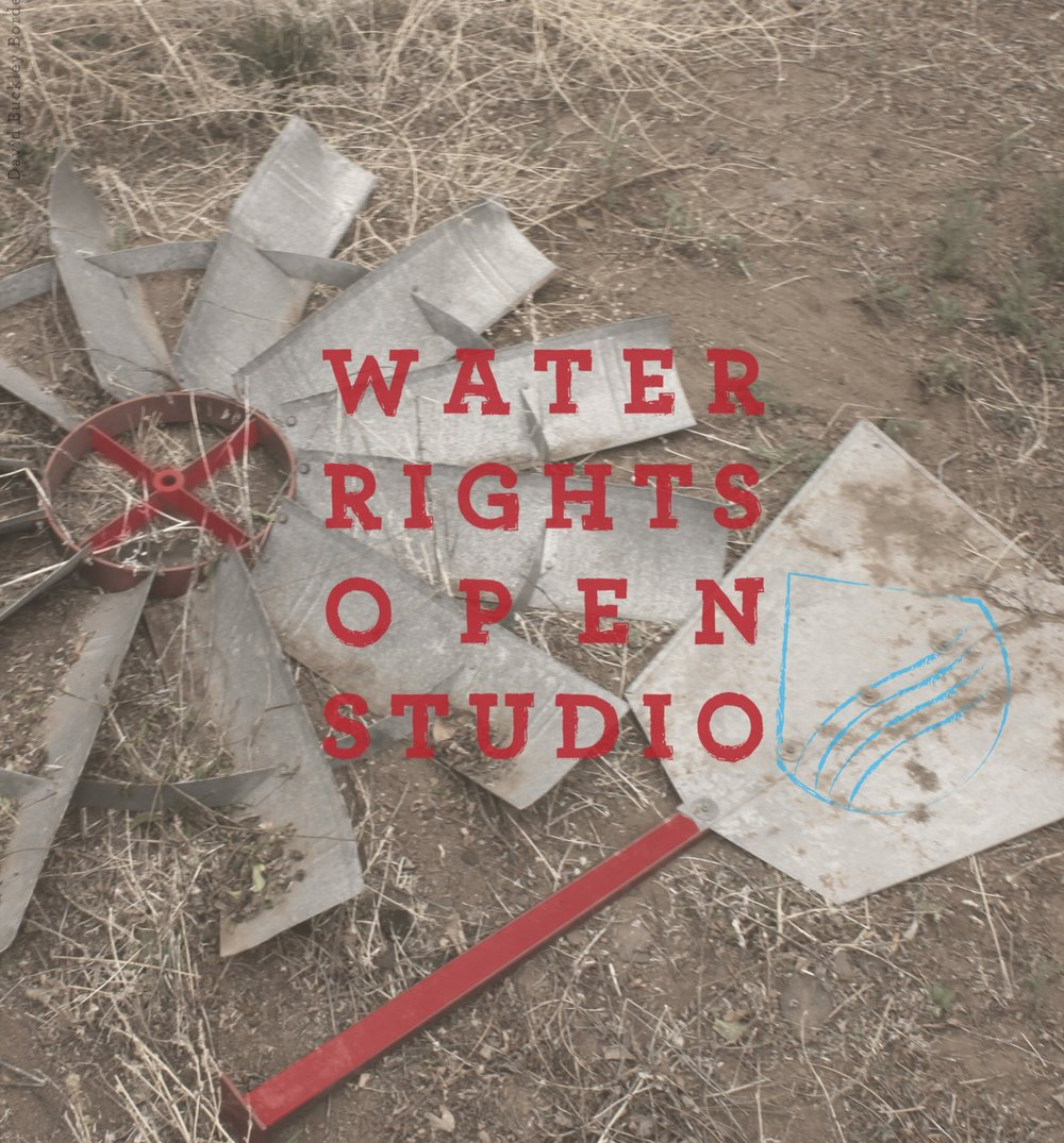 Santa Fe Art Institute Water Rights David Buckley Borden