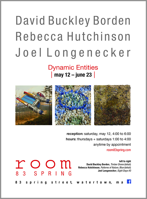 David Buckley Borden Room 83 Spring