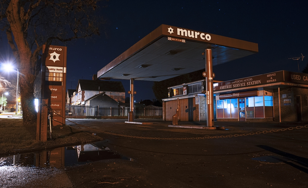 Murco - Petrol Station - Duston, Northampton 2013