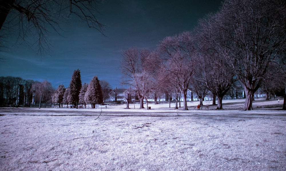 Beckets Park, Northampton