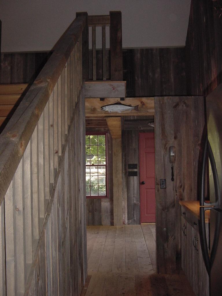 Barn Stair