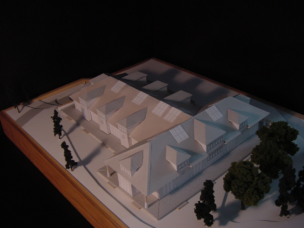 Recreation Center Model