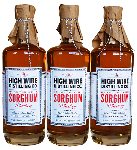 how to make sorghum whiskey