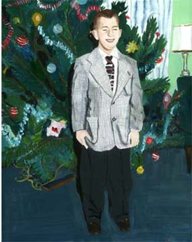 12. Scott Before the Chrismas Tree, 1956 (European Boy as Prince of the Family).jpg