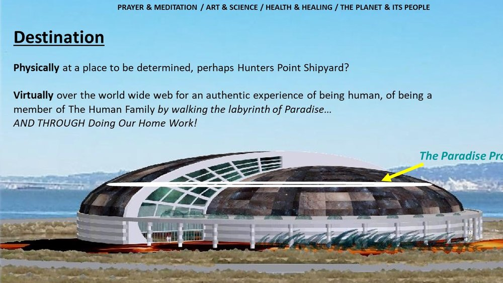 Center for the Human Family Think Round — Think Round, Inc