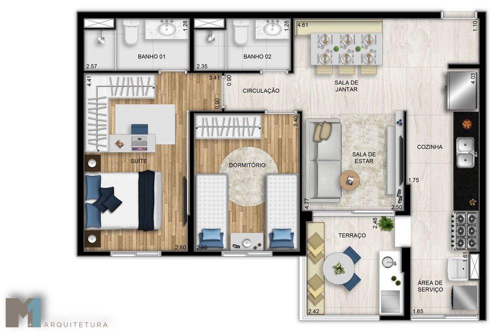 Diálogo_Ibiapava_Planta 3 Dorms Quarto Ampliado_R01.jpg