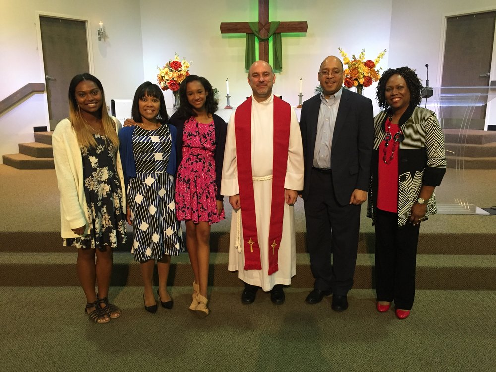 We celebration the confirmation of Christine Sigler. May God bless her faith journey.