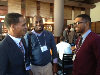 Bryan Morton (Parents for Great Camden Schools); Paul Smith (Rutgers University-Camden); Sean Brown (Media Mobilizing Project)