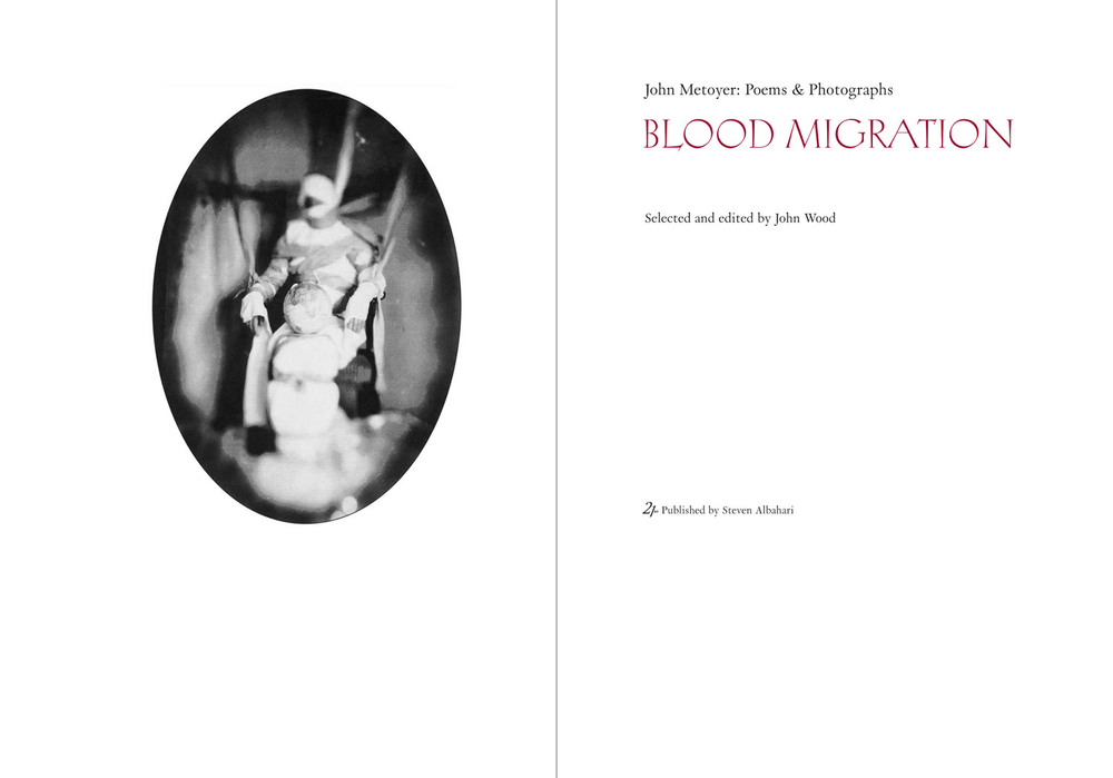 John Metoyer, Blood Migration