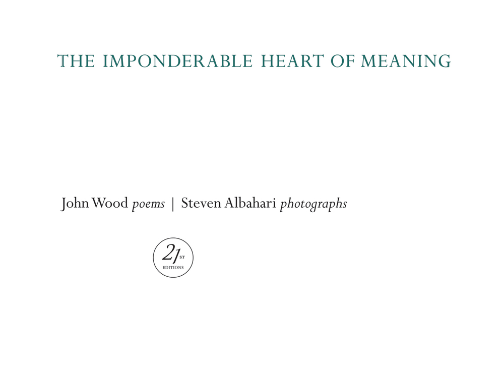 The Imponderable Heart of Meaning