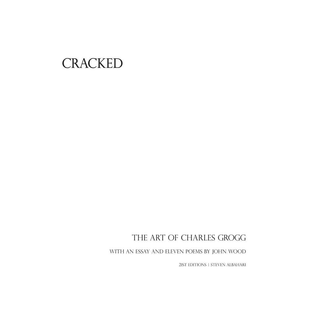 Cracked: The Art of Charles Grogg