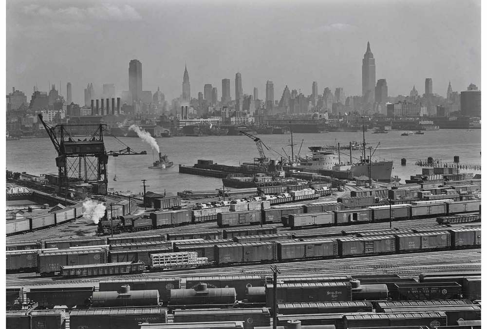 Todd Webb: New York, 1946