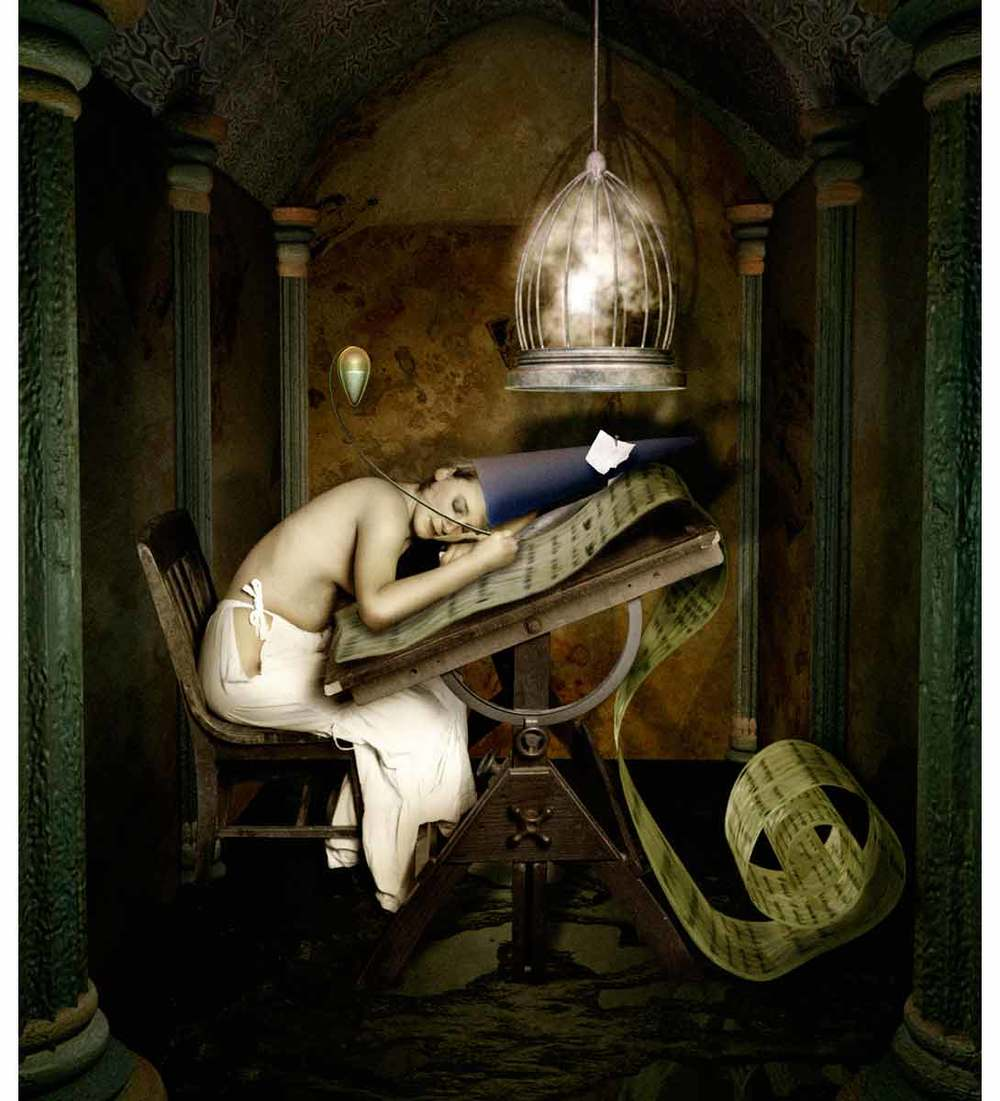 Jamie Baldridge, from The Everywhere Chronicles