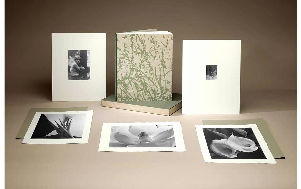 Imogen Cunningham: Platinum and Palladium