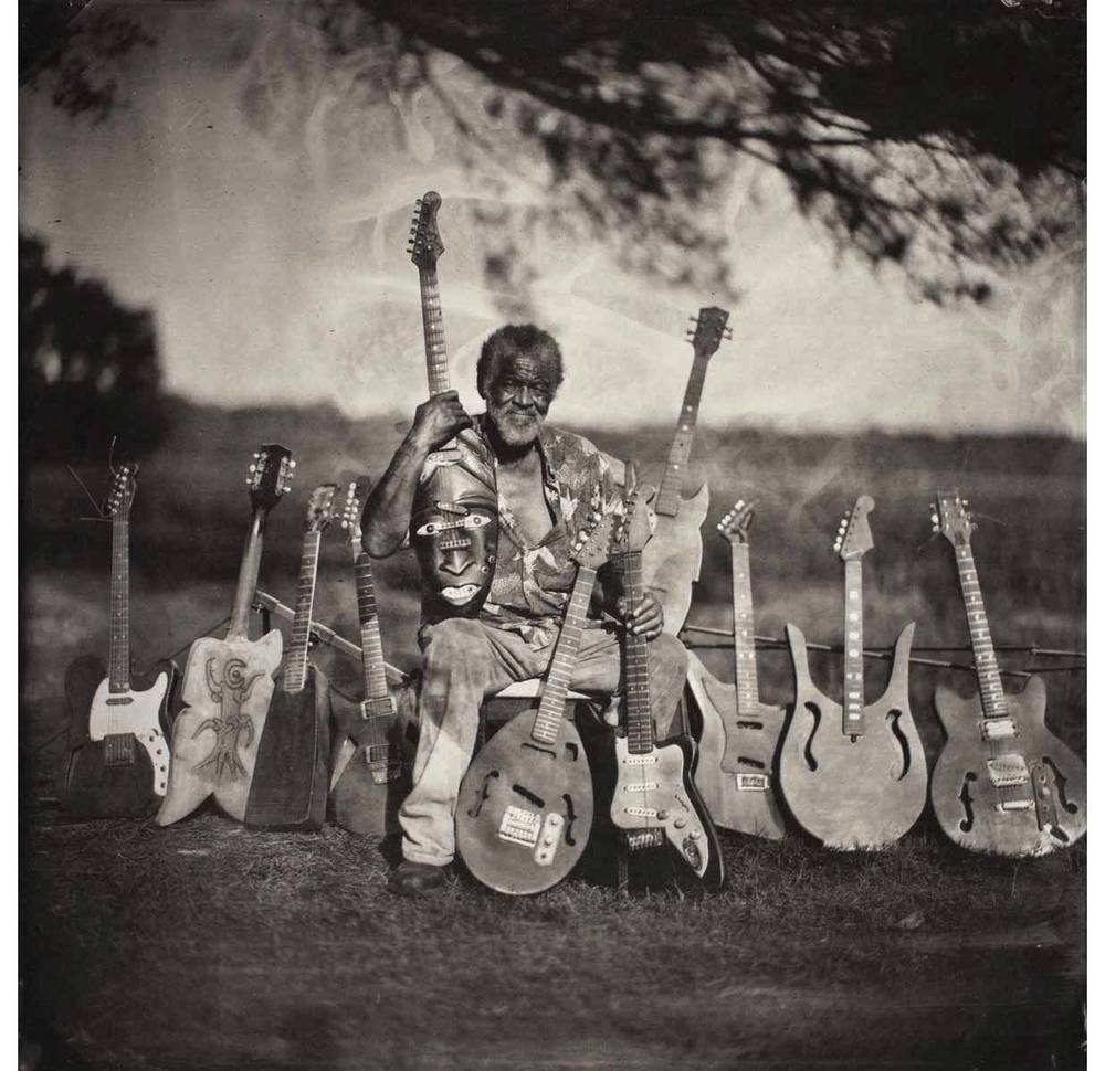 Freeman Vines, Luthier – Wilson, NC, 2015