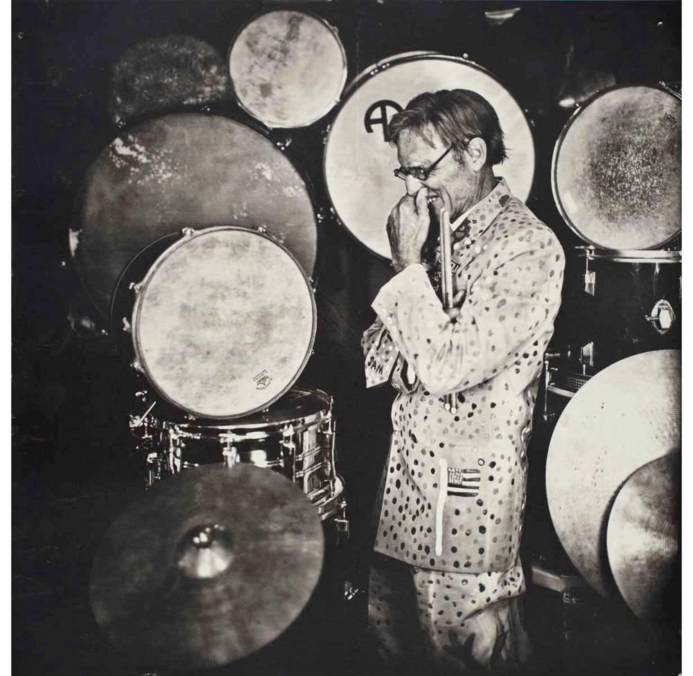 Ardie Dean, Blues Drummer Extraordinaire – Huntsville, AL 2015