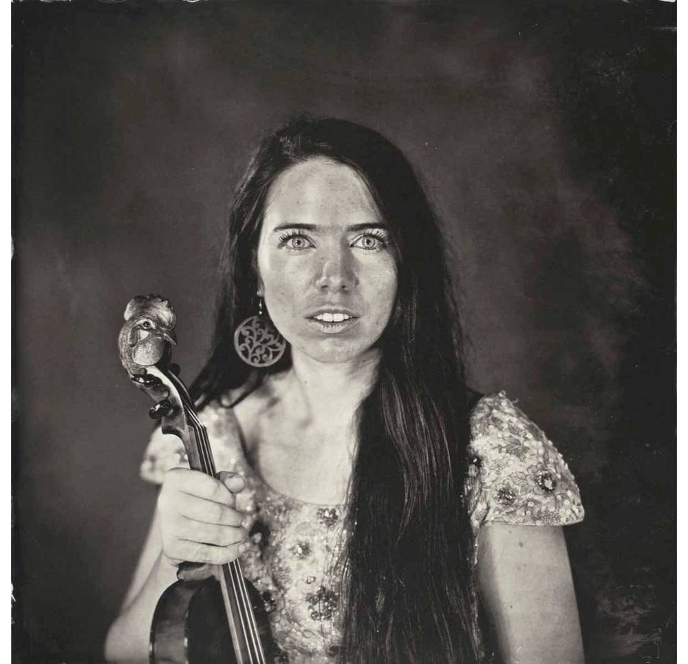 Martha Spencer, Appalachian Musician – Rugby, VA 2015