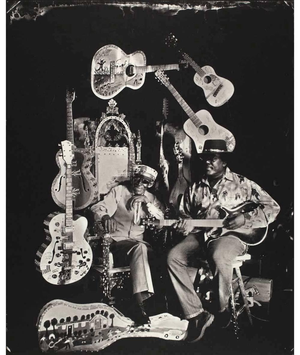 Cool John Ferguson & Captain Luke, Outsider Lounge Music – Winston Salem, NC, 2013
