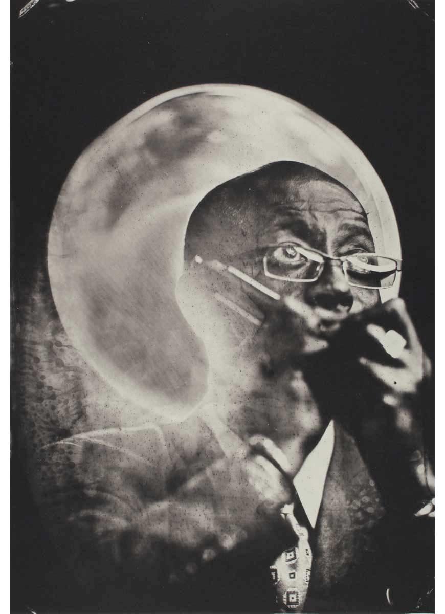 Dr. Dixon, Blues Harp – Atlanta, GA 2014