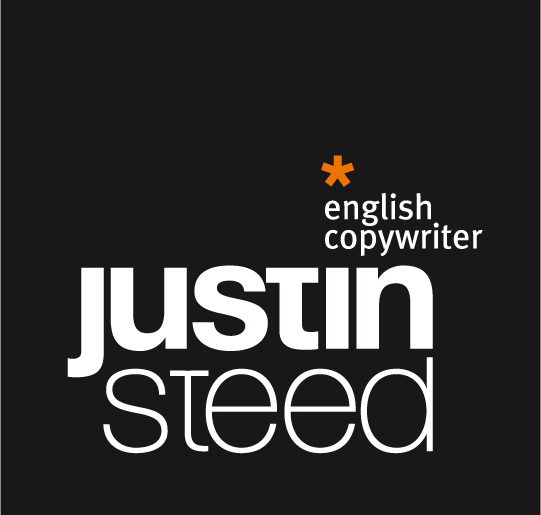 Justin Steed English copywriter in Paris