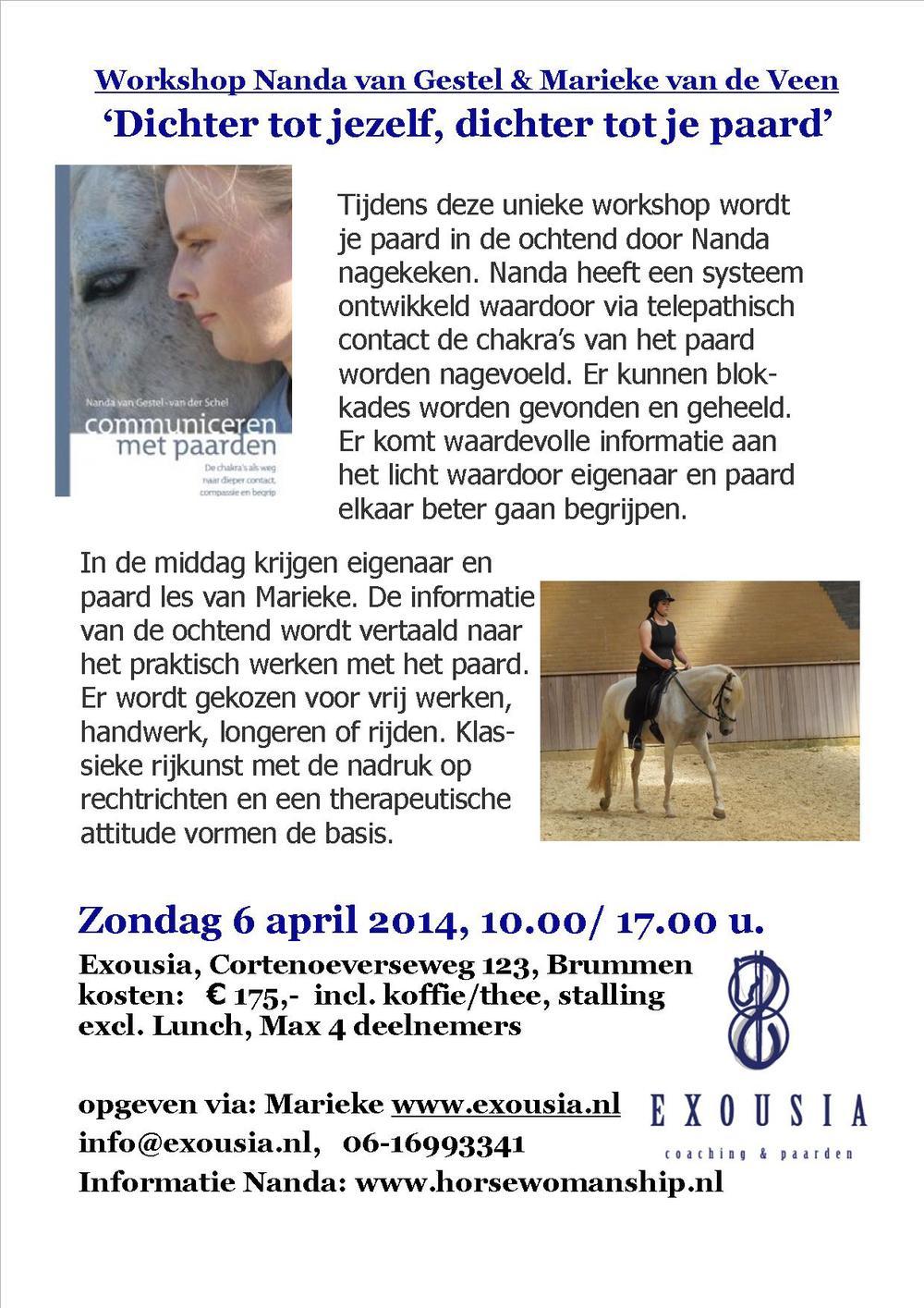 workshop dichter tot jezelf, dichter tot je paard 6-4-2014.jpg