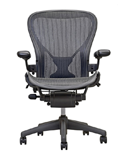 Used Aeron. Call for availability.