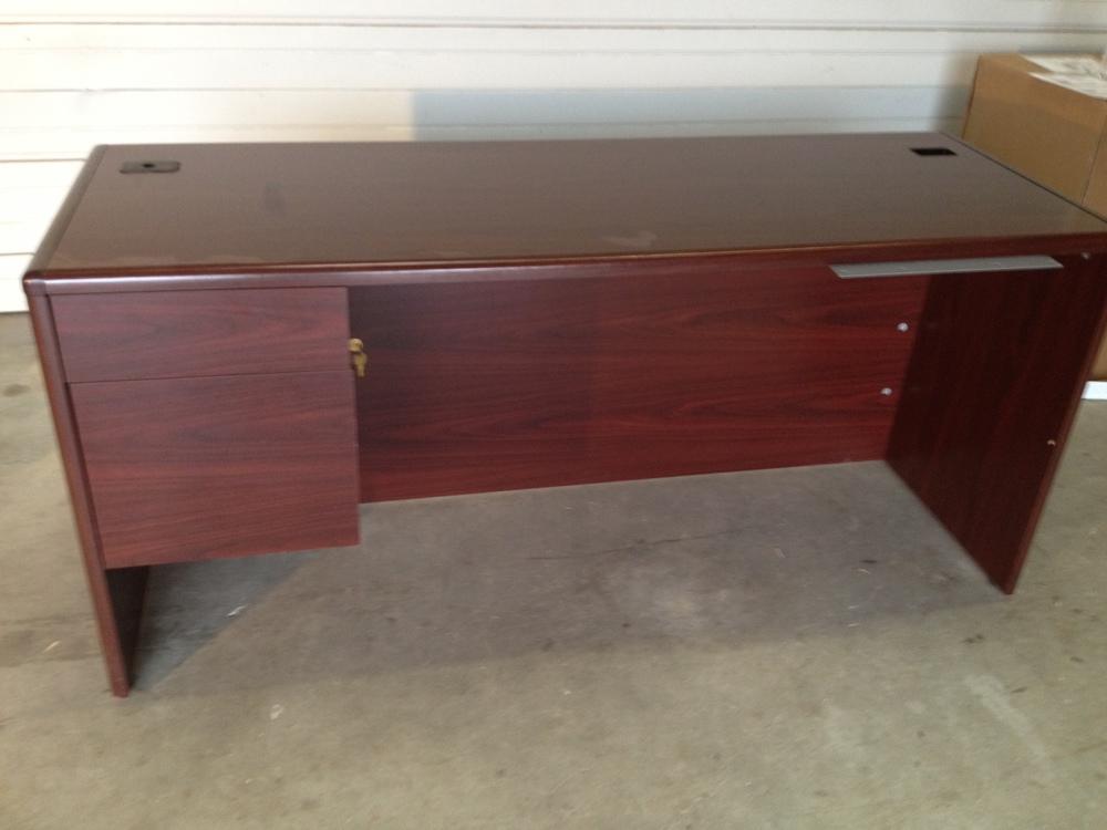 Desk  30x66, Left hand