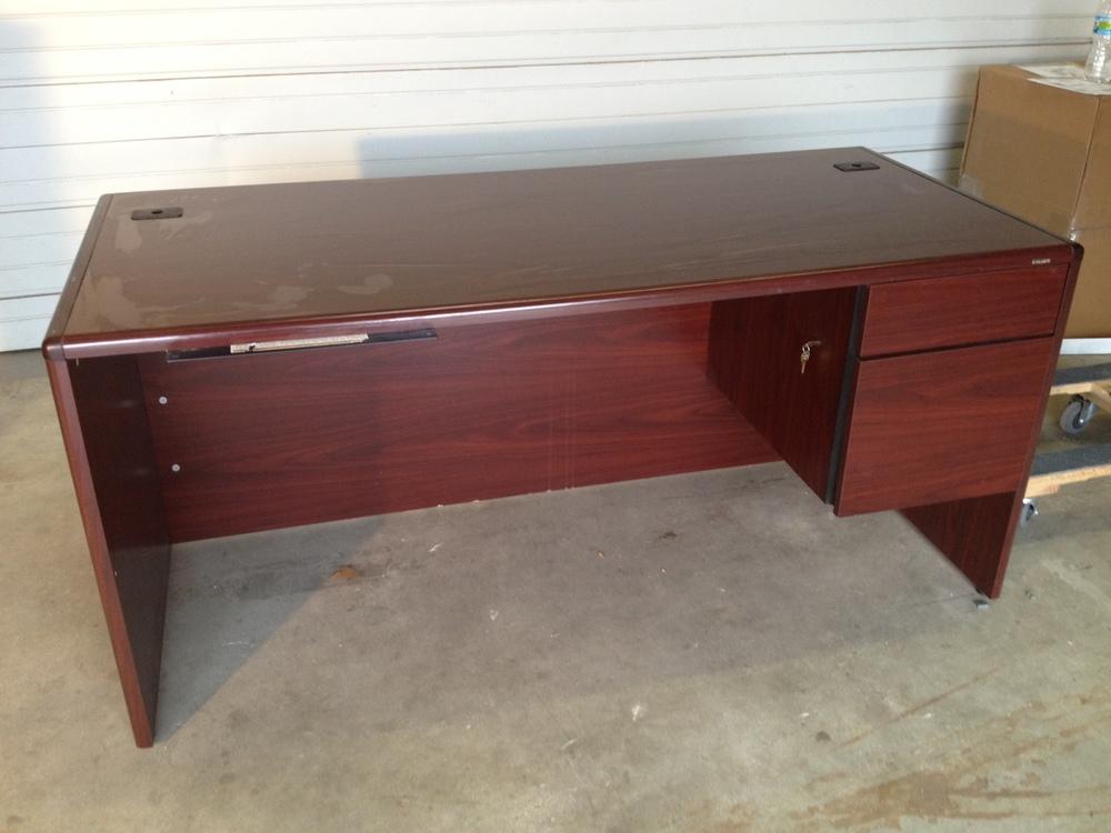Desk  30x66 Right hand