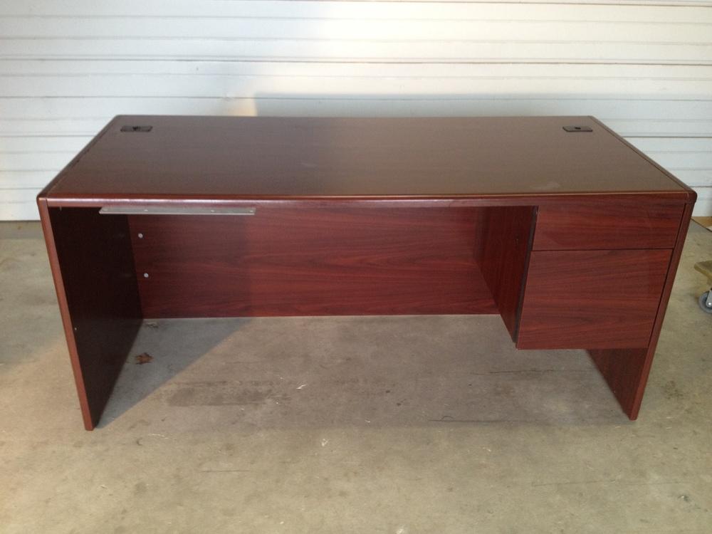 Desk  30x66, Right hand