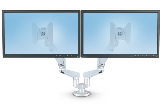 Edge Dual Monitor Arm