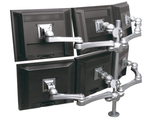 6- monitor Arms