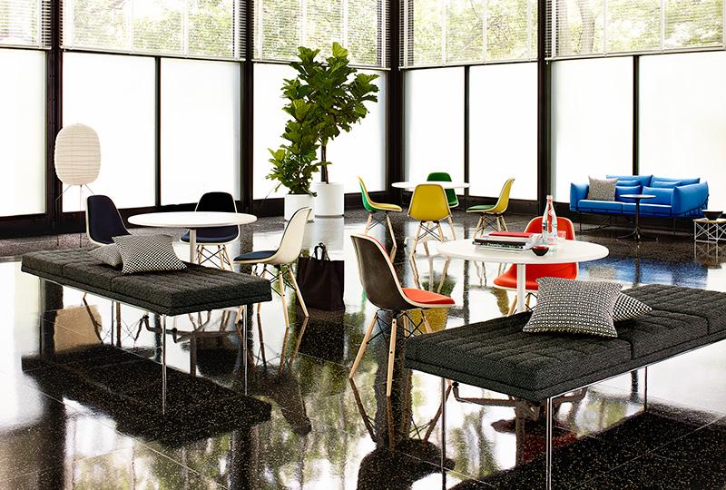 eames molded fiberglass chairs new paradigm interiors inc