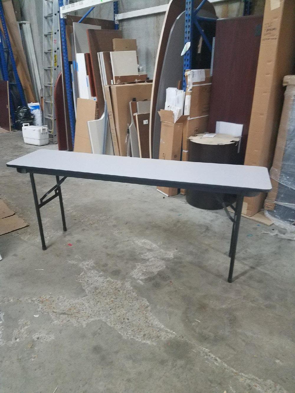 Folding Tables Qty 2